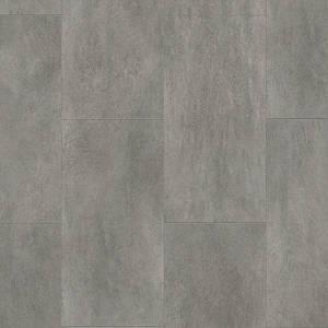 Винил Quick-Step Ambient Click Бетон темно-серый, AMCL40051