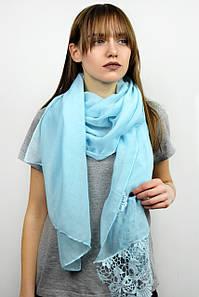 Шарф Есения голубой