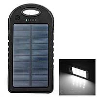 Power Bank 45000 mA + Solar Panel солнечный в защитном корпусе, фото 1