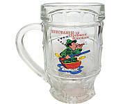 Бокал д/пива Пинта деколь Приколы 500мл   (ГА) 2246