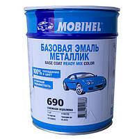 Автоэмаль базовая металлик Mobihel (Мобихел)