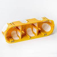 KPL 64-50/3LD — коробки приборные двухместные
