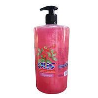 Мыло жидкое Olis 1л дозатор в ассортименте