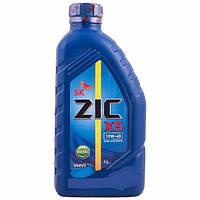 Масло моторное ZIC X5 10w40 SM 1л (пластик)