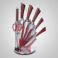 Набір кухонних ножів Royalty Line RL-KSS804