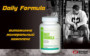 Витамины DAILY FORMULA 100таб витамины+минералы, фото 3