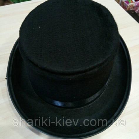 Шляпа Ганстерская Цилиндр, фото 2