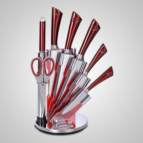 Набір ножів Royalty Line RL-KSS804 8 pcs