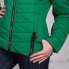 Брендовая женская куртка AMAZONKA на весну модель 2018 - (кт-252), фото 5