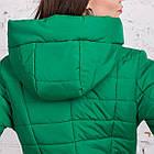 Брендовая женская куртка AMAZONKA на весну модель 2018 - (кт-252), фото 6