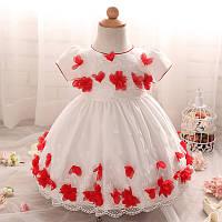 Платье нарядное для девочки от 3 мес. до 2 лет, фото 1