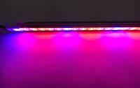 Светодиодный фитосветильник SL-022F 22W линейный 12V IP67 (fito spectrum led) Код.58764