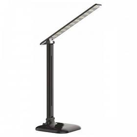 Настольная лампа led SEAN 9W 4000K черная, сенсор, диммер, Код.58827