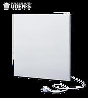 Отопительная панель инфракрасная металлокерамическая (8-10 кв.м) 500 Вт. UDEN-500 со шнуром, вилкой, фото 1