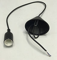 Подвес для Led лампы V-образный SL-072  Е27 черный Код.58966