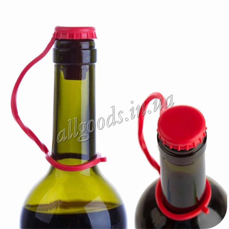 Крышка для бутылок силиконовая