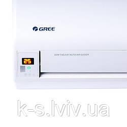 Кондиціонер Gree серії PRAKTIK PRO GWH07QA-K3DNC2C