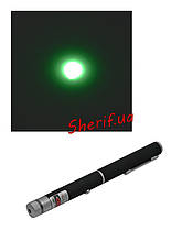 Лазерная указка ЛЦУ 803-5, 5 насадок  6179