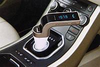 Автомобильный FM трансмиттер модулятор CAR G 7 Оригинал Bluetooth, AUX, USB
