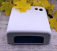 Ультрафиолетовая сушилка для ногтей мощностью 36W (4 лампы). для шилак маникюра, гель-лака, наращивания ногтей