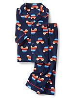 Детская флисовая пижама Mickey Mouse Gap для мальчика