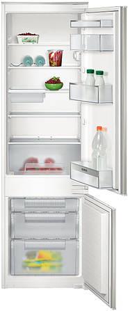 Холодильник Siemens KI38VX20 (встраиваемый, 219 + 60 л, 3 кг/сутки)