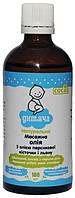Детское масажное маселко с маслом персиковой косточки и льна, 100 мл