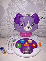 Детский компьютер LeapFrog My Talking LapPup Violet
