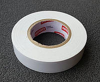 Изолента ПВХ APRO белая 0,14мм*17мм*20м