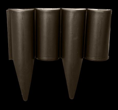 Палисад PALGARDEN коричневый - 2,5 м , фото 2