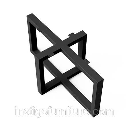 Каркас для журнального стола из металла
