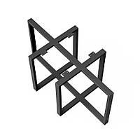Каркас для журнального стола из металла.