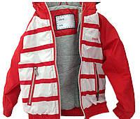 Детская Куртка-Ветровка мальчику, 79RED 98, 104, 122 Красный
