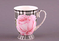 """Кружка """"Розовая роза"""", 280 мл."""