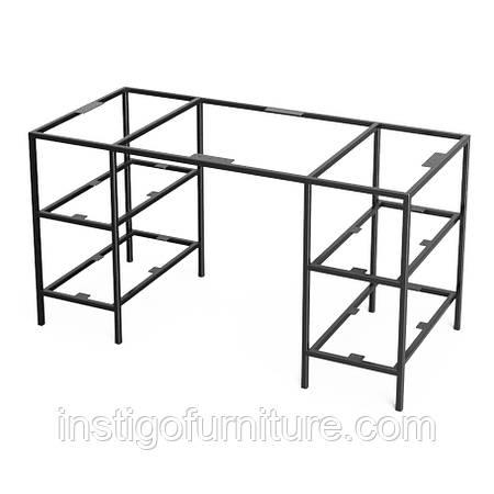 Каркас для письменного стола из металла