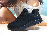 Кроссовки Adidas Neo (реплика) черные 36 р.