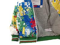 Детская Куртка-Ветровка мальчику, 79RKLYAKSA 98, 104, 116, 122