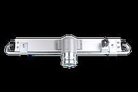 Щітка D50/550. Щітка з регулюванням висоти щетини, з діаметром кріплення 50 мм і робочою шириною 550 мм