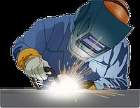 Сварка элементов конструкций (алюминий, нержавейка, железо)