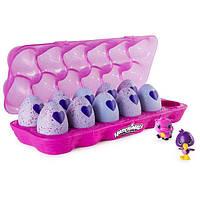 Hatchimals Лоток с 12 фигурками в яйцах Spin Master , фото 1