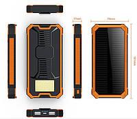 Внешний аккумулятор Power Bank 20000 мАч