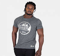 Rocklin T-shirt - Gray, фото 1