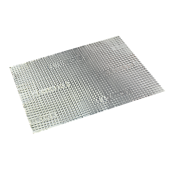 Виброизоляция Acoustics Alumat, 70x50 cм, толщина 2.2 мм