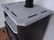 Печь-камин Termo In с водяным контуром, фото 3