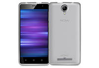 Чехол бампер для телефона Nomi (Номи) i5010 EVO M Прозрачный