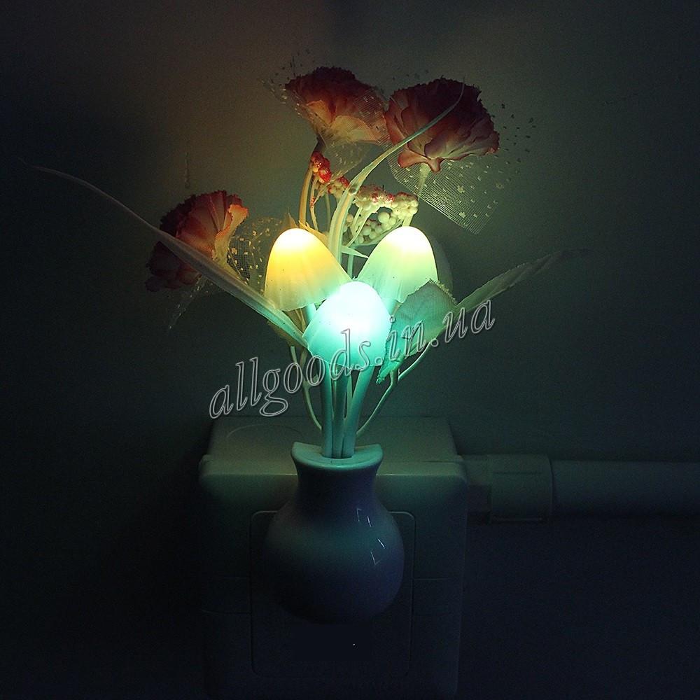 Светильник ночник Аватар. Лампа ночная с гвоздиками