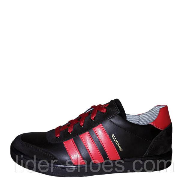 Кроссовки подростковые на шнуровке реплика