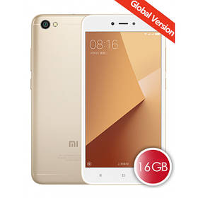 Мобильный телефон Xiaomi Redmi Note 5A 2/16Gb Global Gold