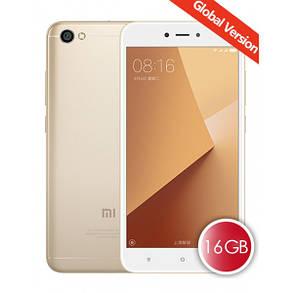 Мобильный телефон Xiaomi Redmi Note 5A 2/16Gb Global Gold, фото 2