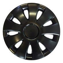 Колпаки JESTIC AURA RING BLACK R-16